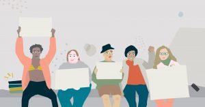Contar nuestras luchas: herramientas de comunicación para jóvenes activistas